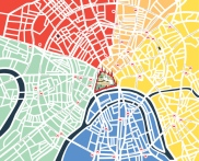 Carte quartiers Moskva Accueil