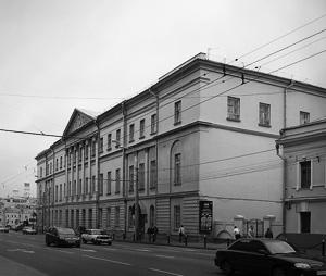 Musée de L'architecture Chtchoussev (Shchusev)