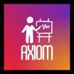 Moskva accueil Logo AXIOM
