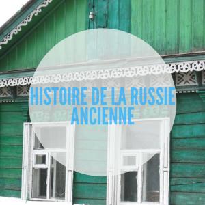 HistoireRussieAnc