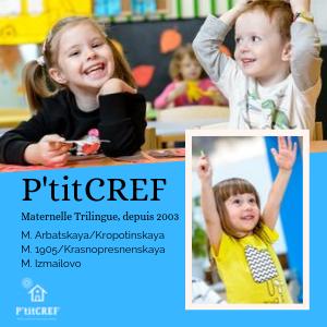 Maternelle trilingue français-anglais-russe